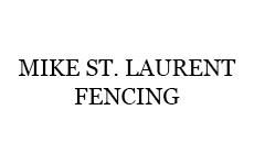 Mike St. Laurent Fencing